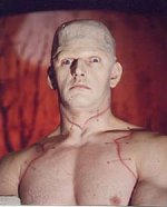 David Prowse в фильме Horror of Frankenstein